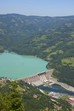 Hydroelectric Power Station, Perucac Dam Royalty Free Stock Photo