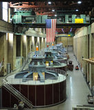 Hydroelectric Turbines Stock Images