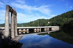 Hydroelectricity, Sustainable Energy Stock Photo