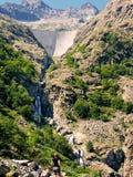 hydroelektriskt Royaltyfri Bild
