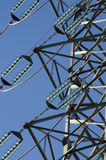 Hydroelektrizitäts-Turm stockfotos