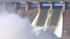 Hydroelektryczna elektrownia zbiory