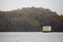Hydroelektryczna stacja pomp Zdjęcia Stock