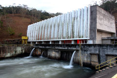 hydroelektryczny Obrazy Royalty Free
