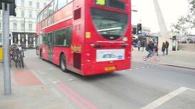 Hydrogen Bus stock footage