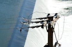 Hydroleistung lizenzfreie stockfotos