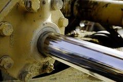 hydrolic pistong 2 Royaltyfri Fotografi