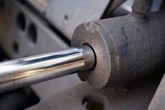 hydrolic pistong Royaltyfri Bild