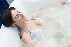 Hydromassage Royalty Free Stock Images