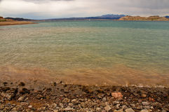hydromel de lac de plage image stock