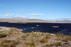 Hydromel de lac près de barrage de Hoover Photo libre de droits