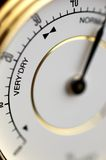 Hydrometer in macro Stock Foto