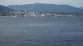 Hydroplan dotyka w d?? morze 3 zbiory wideo
