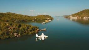 Hydroplan na wody morskiej powierzchni zbiory