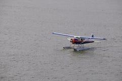 Hydroplan w Vancouver kolumbiach brytyjska zdjęcia stock