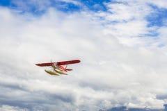 Hydroplan zyskuje wysokość Obrazy Royalty Free