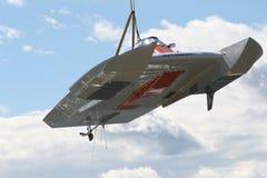 Hydroplane łódź Zdjęcia Stock