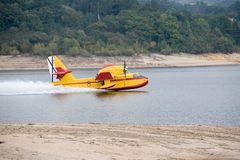 Hydroplane Photo stock