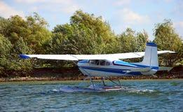 hydroplane Fotografia Stock