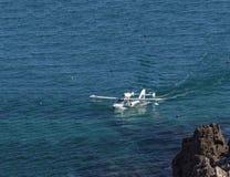 hydroplane Royaltyfria Bilder