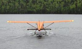 hydroplane pomarańcze Zdjęcia Royalty Free