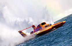 Hydroplane Racing Royalty Free Stock Photos
