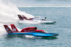 Hydroplane Racing Stock Photos