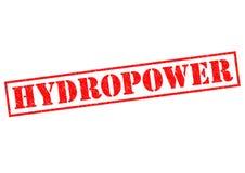 HYDROPOWER Stock Image
