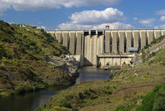 Hydropower plant 01 Royalty Free Stock Photography