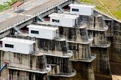 Hydropower reservoirs. In Daklak, Viet Nam Stock Photography