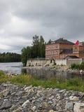 Hydrostation музея Стоковая Фотография