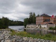 Hydrostation de musée Photos stock