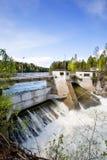 hydroströmstation Arkivfoton