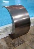 hydrotherapy pool spa κολυμπώντας καταρράκτης Στοκ Φωτογραφία