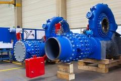 Hydroturbine Stock Fotografie