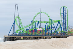 Hydrus Roller Coaster Royalty Free Stock Photo