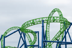 Hydrus Roller Coaster Royalty Free Stock Image