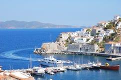 Hydry Wyspa, Grecja Fotografia Royalty Free