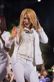 Hye Yeon - flickors utveckling Royaltyfria Foton