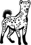 hyena Fotografie Stock Libere da Diritti