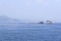 Hyeongjeseom island in Jeju Royalty Free Stock Photography