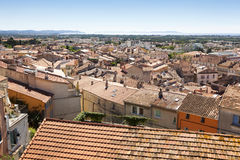 Hyeres. In the south of France, French Riviera, Europe Royalty Free Stock Image