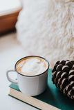 Hygge moments stock photos