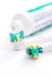 Hygiène dentaire Photographie stock libre de droits