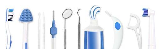 Hygiène dentaire photo libre de droits