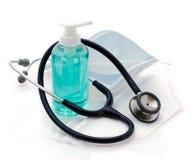 Hygiène médicale Photo libre de droits