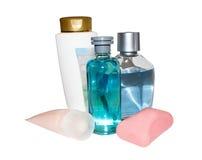 Hygiënische producten stock foto