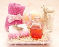 Hygiene and beauty Royalty Free Stock Photos