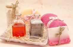 Hygiene and beauty Stock Photo