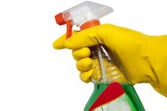 Hygiene cleaner Stock Image